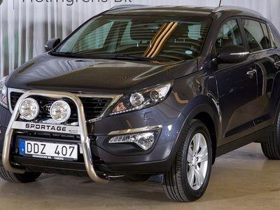 begagnad Kia Sportage 2.0 CRDi AWD (184hk)
