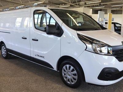 begagnad Renault Trafic Skåp Nordic Line L2H1 125 2019, Transportbil 364 075 kr
