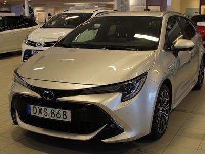 begagnad Toyota Corolla Touring Sports 2.0 Hybrid Style Automat inkl Teknikpaket & Navigation