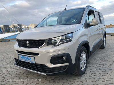 begagnad Peugeot Rifter Handikappanpassad Golvsänkt R