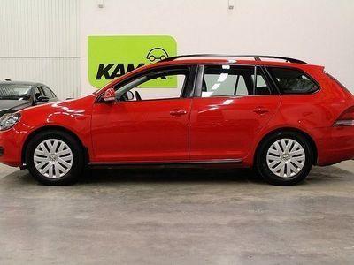 begagnad VW Golf Variant 1,6 TDi 4-Motion M-Värm