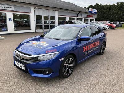brugt Honda Civic Sedan 1,6 Diesel EXECUTIVE 800 mil