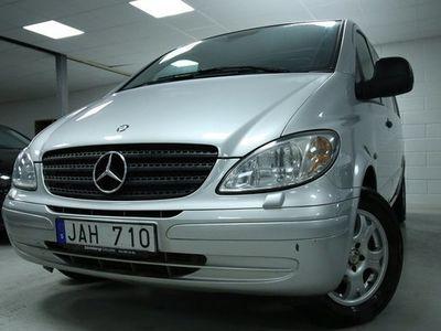 begagnad Mercedes Vito Benz 120 CDI Dragkrok 2009, Transportbil 129 800 kr