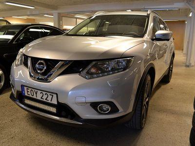 begagnad Nissan X-Trail 4X4 Acenta Tech & Visio