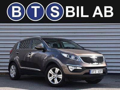 begagnad Kia Sportage 1.7 CRDi Dragkrok 2013, SUV 94 900 kr