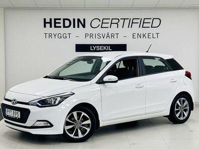 begagnad Hyundai i20 1.4 Premium / Drag / S&V - Däck