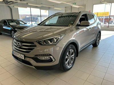 begagnad Hyundai Santa Fe 2.2 CRDi Premium Plus Panorama 4wd