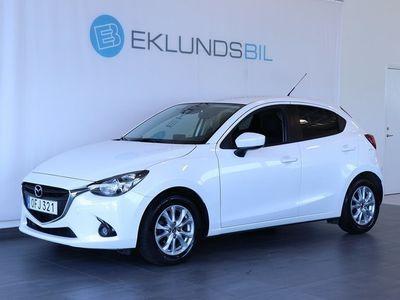 begagnad Mazda 2 1.5 Aut Vision Navi (90hk)