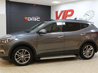 begagnad Hyundai Santa Fe 2.2 (200hk)CRDi 4WD Shiftronic Panorama GPS