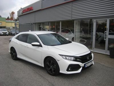 begagnad Honda Civic 1.6 i-DTEC ELEGANCE Euro 6 120hk