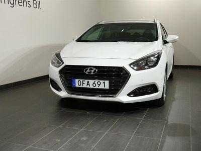 begagnad Hyundai i40 Kombi 1.6 M6 Activeplus