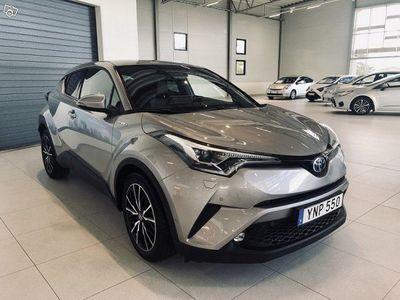 begagnad Toyota C-HR 1.8 Elhybrid (122hk) Aut -17
