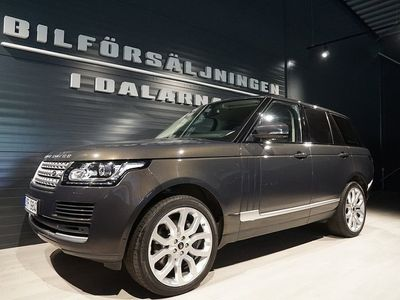 begagnad Land Rover Range Rover Vogue 4.4 SDV8 -13