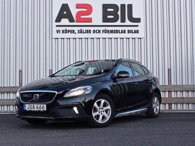 begagnad Volvo V40 CC T4 AWD Summum Euro 6 Drag Voc 2016, Kombi 209 000 kr