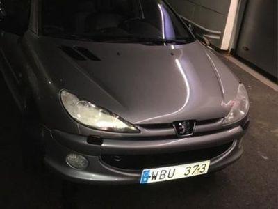 begagnad Peugeot 206 lågmil