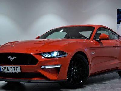 begagnad Ford Mustang GT 5.0 V8 451HK AUT MAGNARIDE