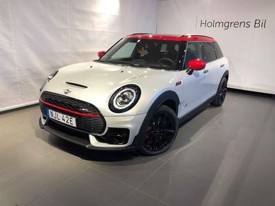 begagnad Mini John Cooper Works Clubman Cooper Works ALL4 Maximize Automat