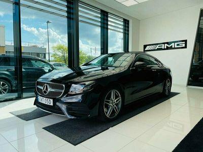 begagnad Mercedes E200 E BenzCOUPE AMG LINE PANORAMA BURMESTER 2021, Sportkupé Pris 469 900 kr