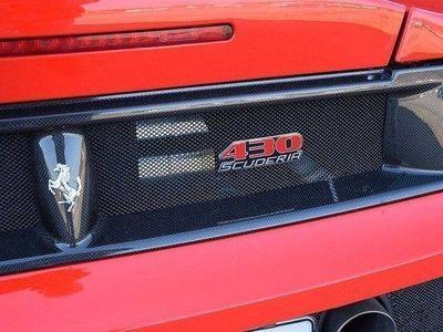 begagnad Ferrari F430 Scuderia Svensksåld -09