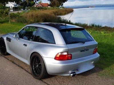 begagnad BMW Z3 coupe samlarskick -99
