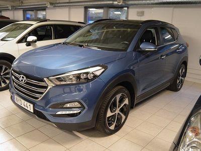 begagnad Hyundai Tucson 1.6 T-GDI M6 Premium 4WD