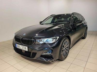 begagnad BMW 320 d xDrive Touring M Sport Navi Värmare Fartpilot Drag