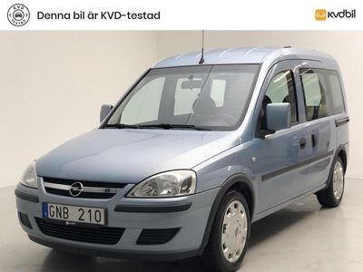begagnad Opel Combo Tour 1.6 CNG (96hk)