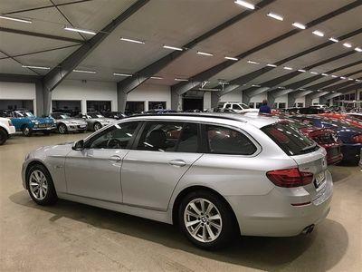 begagnad BMW 520 d xDrive 190hk Sv-såld Leasbar 0:- Från 2199kr
