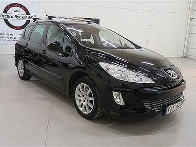 begagnad Peugeot 308 PANORAMA,7Sits,1.6Turbo(156hk)-10