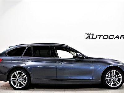 begagnad BMW 340 i xDrive 326hk Sport line Euro 6