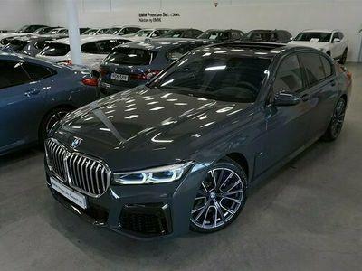 begagnad BMW 750 d xDrive M-Sport Executive Drive Pro B&W Massage DAP 2021, Sedan Pris 1 199 800 kr