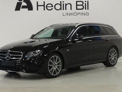 begagnad Mercedes E200 E BenzKOMBI AMG SPORTSTYLE BURMESTER BRÄNSLEVÄRMARE PANORAMA MIN 2020, Personbil 419 900 kr