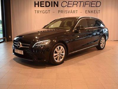 begagnad Mercedes C220 220d // DRAG // AVANTGARDE EXTERIÖR