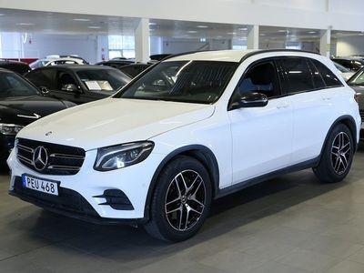 begagnad Mercedes GLC250 d 204hk 4MATIC AMG Night Vinterpaket Aut