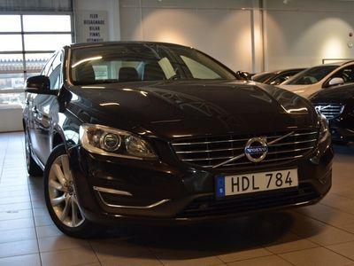 begagnad Volvo S60 D4 AWD Momentum Business E PRO