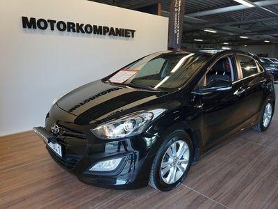 used Hyundai i30 1.6d Premium / Drag /M-värmare