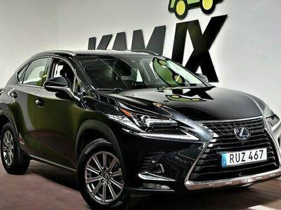 begagnad Lexus NX300h | AWD | Business | Navi | Rattvärme | Skinn | 2018, SUV Pris 327 800 kr