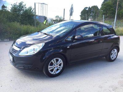 begagnad Opel Corsa 1.2 twinport 3-D 8000Mil Bes