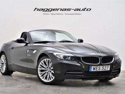 begagnad BMW Z4 SDrive 23i / 204hk / HiFi
