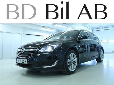 used Opel Insignia 2.0 CDTI 4x4 D-VÄRM 1,95% RÄNTA
