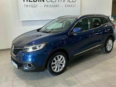begagnad Renault Kadjar 1,2 TCe 130hk Zen EDC 4x2