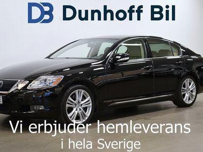 begagnad Lexus GS450H 3.5 V6 CVT 2009, Sedan 149 900 kr