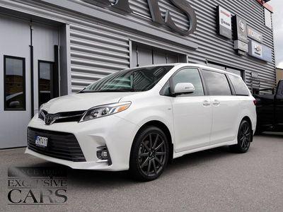 begagnad Toyota Sienna Limited AWD