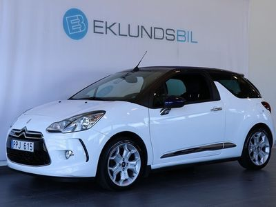 brugt Citroën DS3 Cabriolet 1.6 e-HDi Airdream