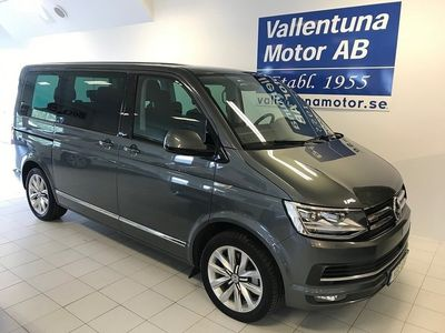 begagnad VW Multivan 2.0 TDI 4Motion DSG Highline Euro 6 7-sits 204hk *MOMSB