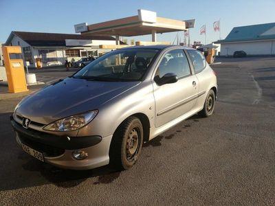 begagnad Peugeot 206 1.6 GDS