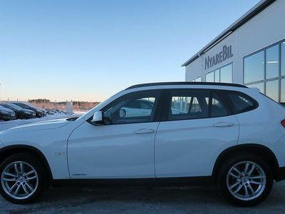 begagnad BMW X1 18D 2,0D Diesel S-Drive Xenonljus Vinterhjul 2012, SUV 132 500 kr