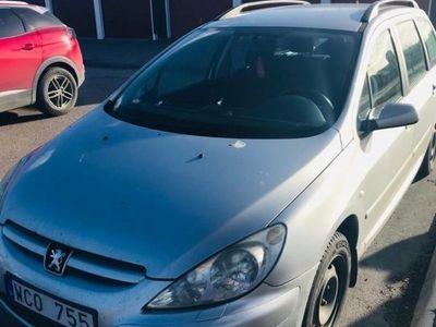 begagnad Peugeot 307 1.6 ED