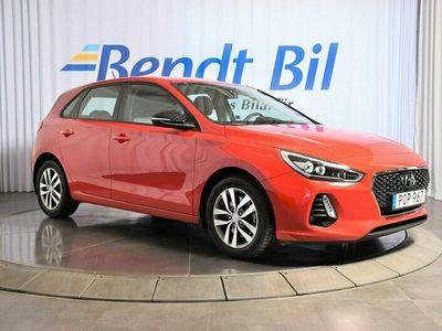 begagnad Hyundai i30 Comfort 1.6 CRDi Launch Edition