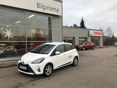 begagnad Toyota Yaris Hybrid 1.5 Y20